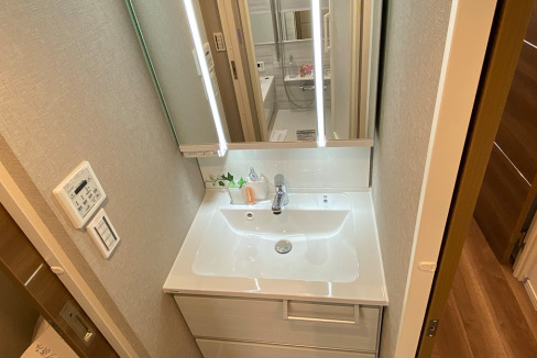 town-heights-kamiikedai-bathroom-vanity
