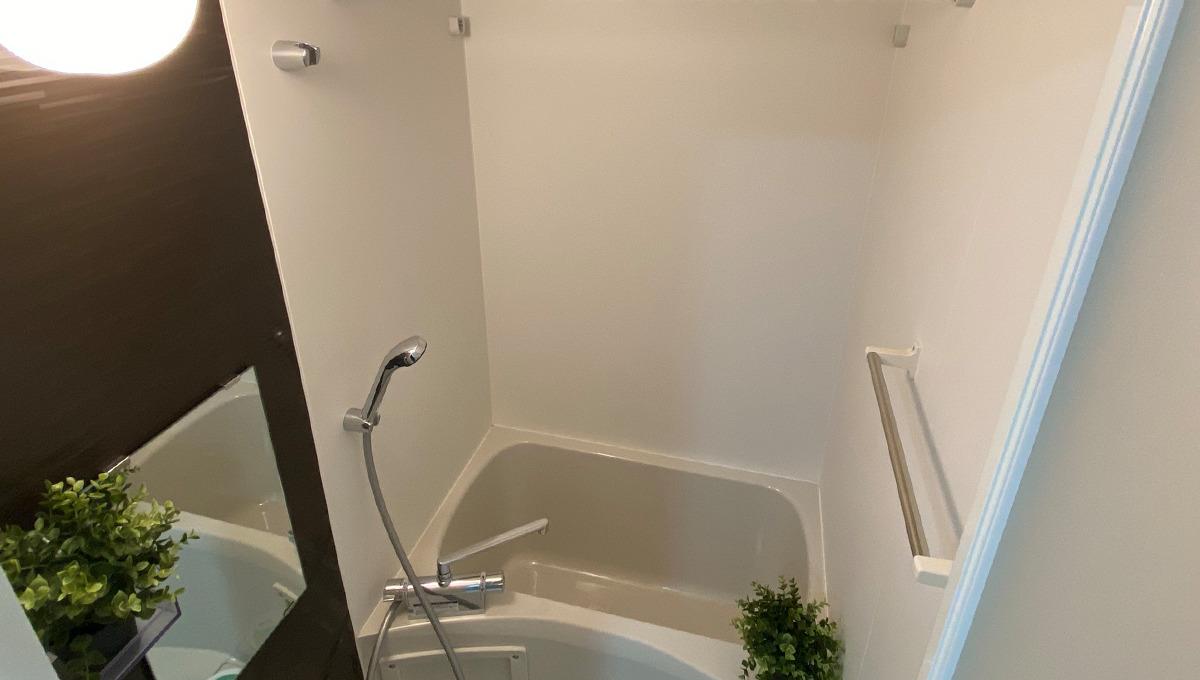 フェリーチェ洗足(センゾク)のバスルーム