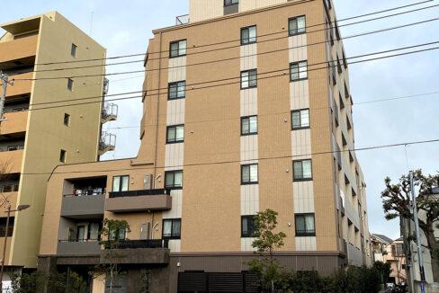 Opus residence Meguro Senzoku(オーパスレジデンスメグロセンゾク)の外観