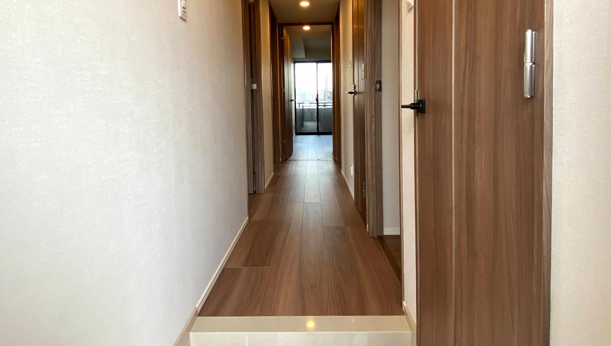 Opus residence Meguro Senzoku(オーパスレジデンスメグロセンゾク)の玄関ホール