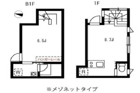 proto-ookayama-floor-plan
