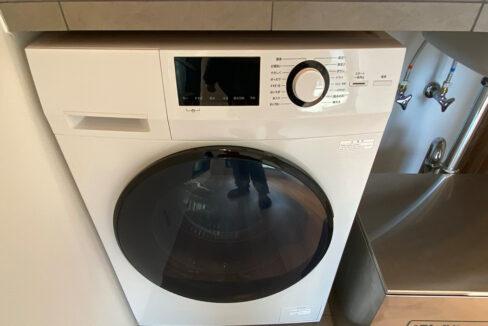 プロト大岡山(オオオカヤマ)の洗濯乾燥機