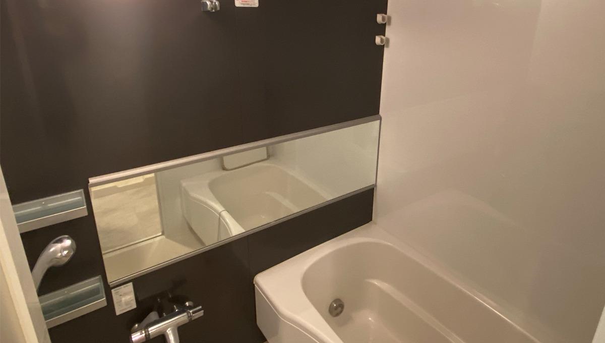 ステラコート洗足(センゾク)のバスルーム