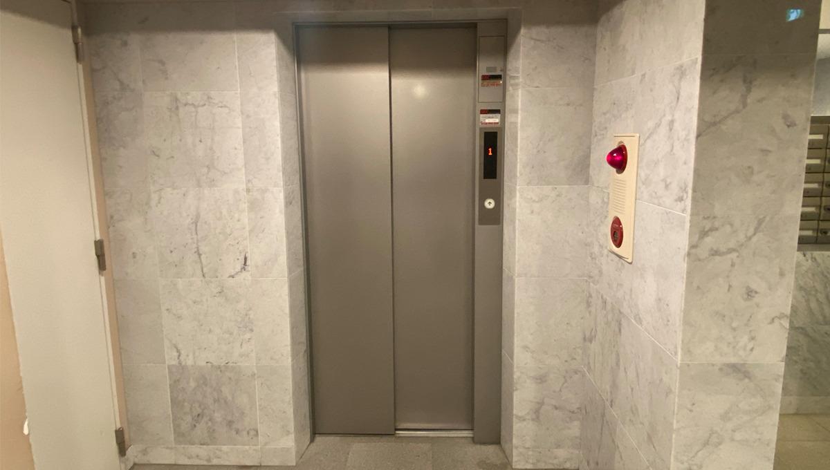 ステラコート洗足(センゾク)のエレベーター