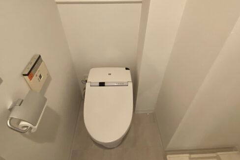 ステラコート洗足(センゾク)のタンクレストイレ