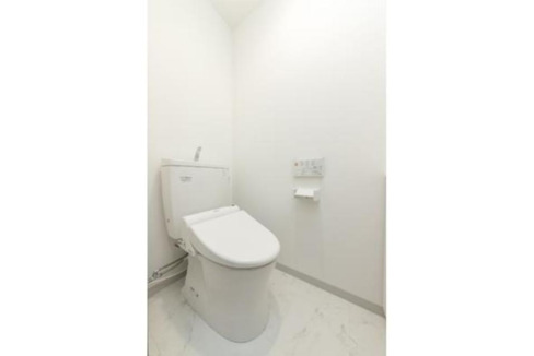 アーレア戸越公園(トゴシコウエン)のウォシュレット付きトイレ