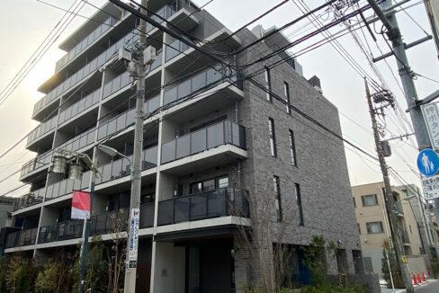 bausu-flats-shinagawa-ooimachi-appearance