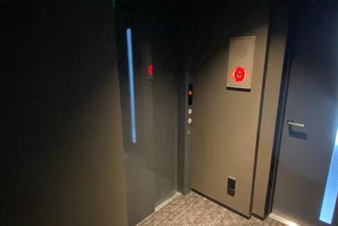 バウスフラッツ品川大井町(シナガワオオイマチ)のエレベーター