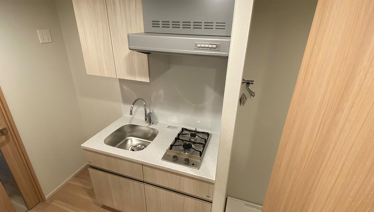 bausu-flats-shinagawa-ooimachi-kitchen