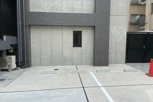 bausu-flats-shinagawa-ooimachi-parking