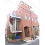 Brick Shinagawa(ブリックシナガワ)の外観