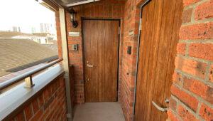 BrickShinagawa(ブリックシナガワ)の玄関ドア