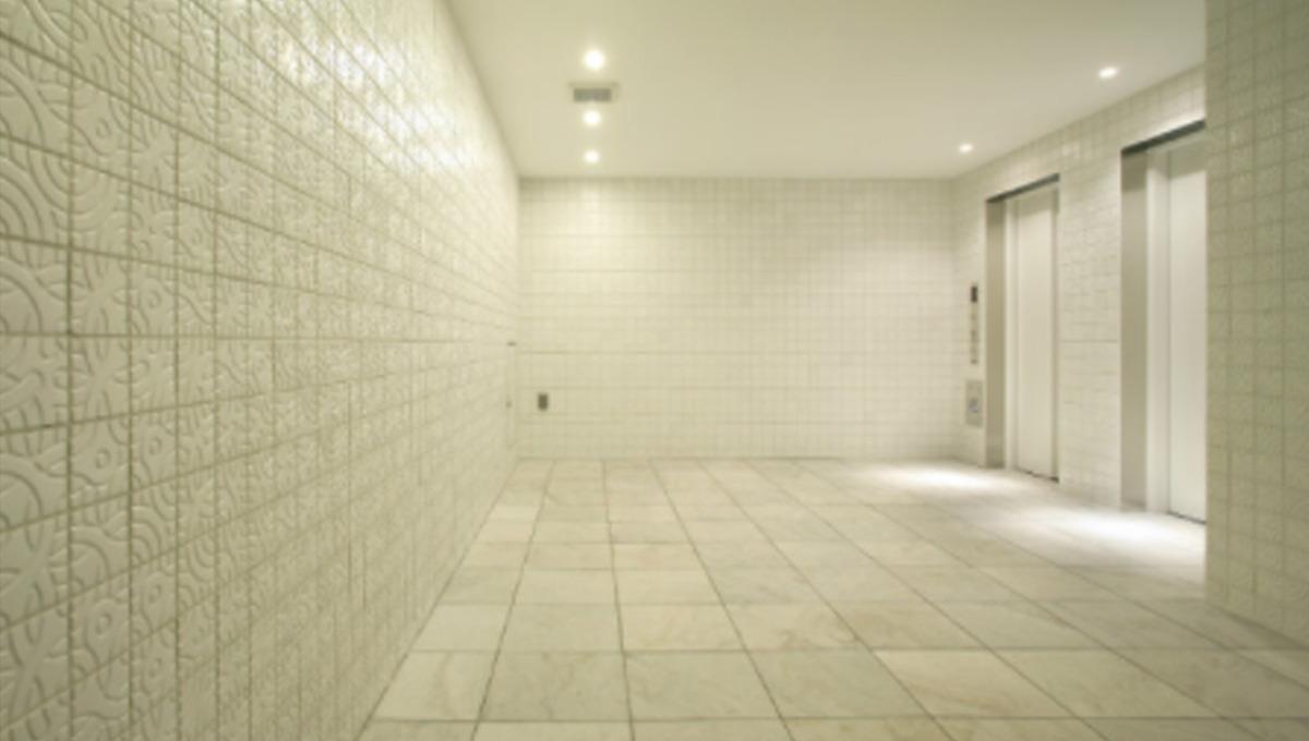 castalia-togoshi-elevator-hall