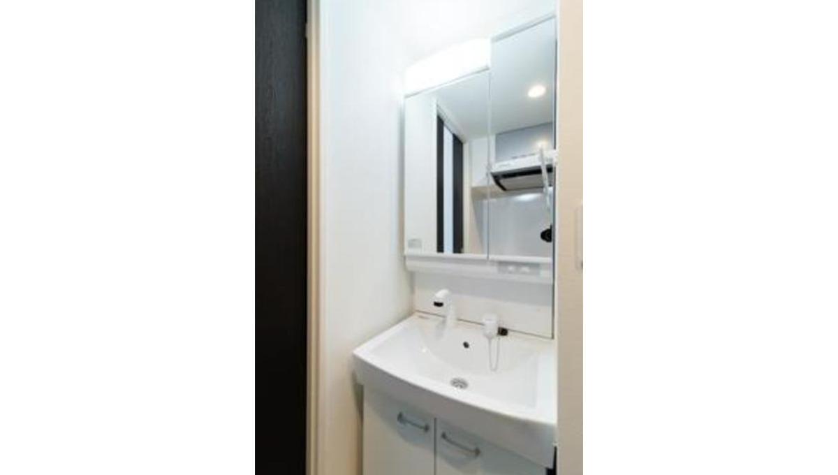 COLORE目黒本町(メグロホンチョウ)の独立洗面化粧台