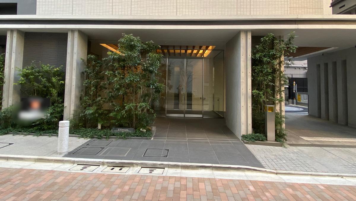 dimus-ooimachi-entrance