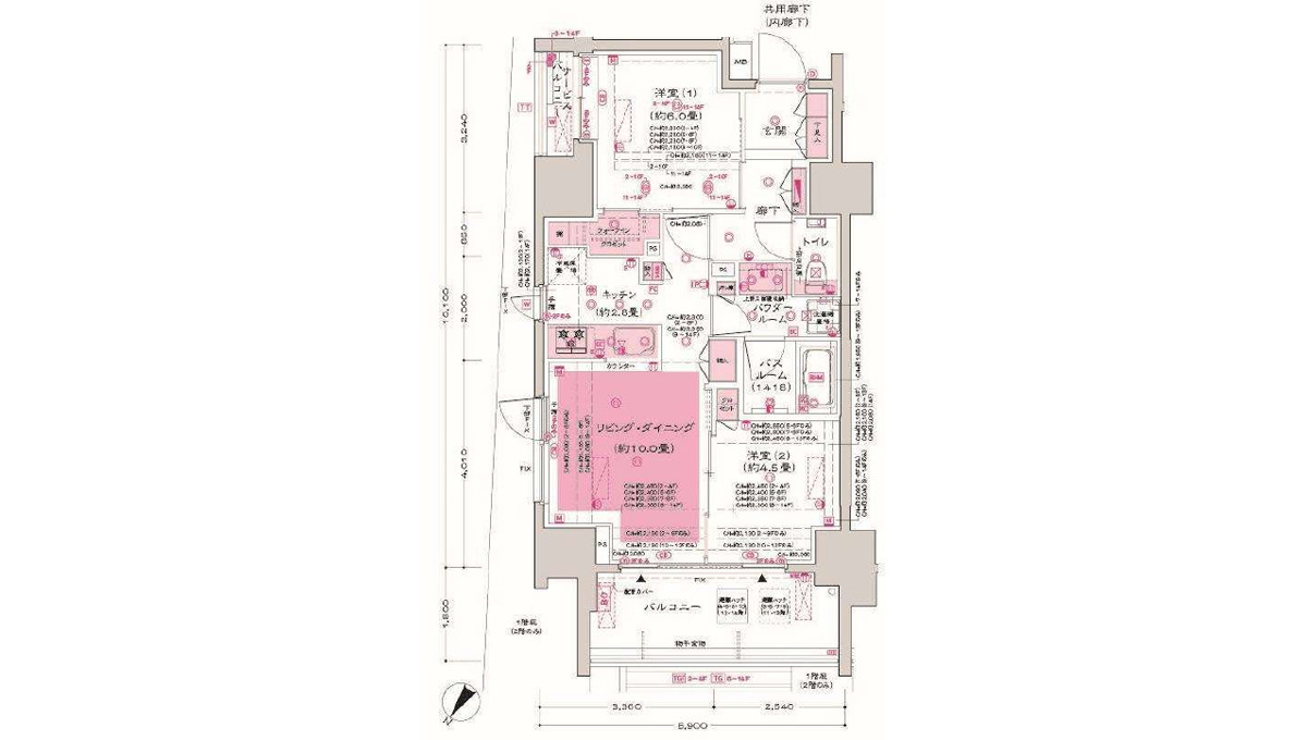dimus-ooimachi-floor-plan-3