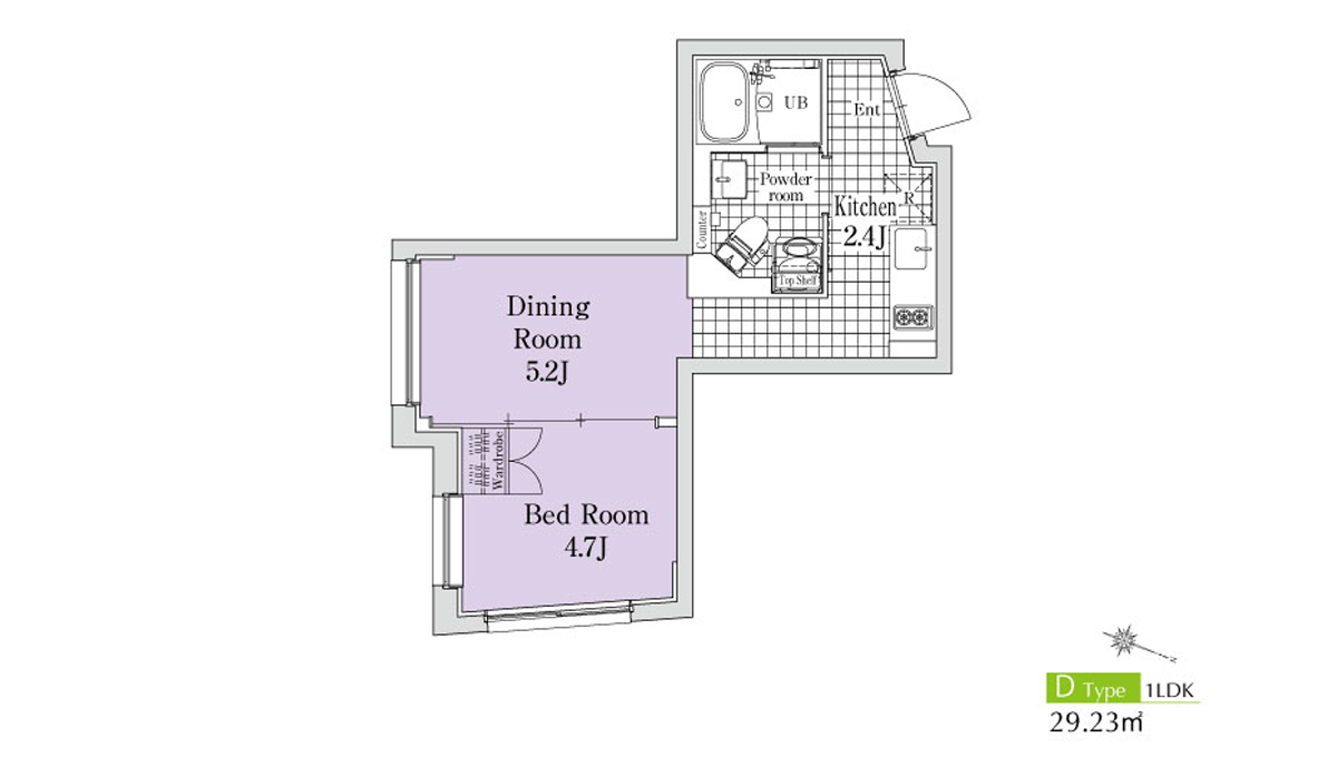 exam-nishikoyama-floor-plan