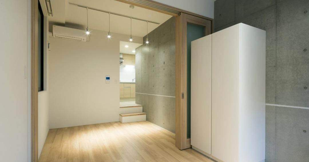 賃貸マンション:西小山駅の角部屋デザイナーズ物件【1DK】