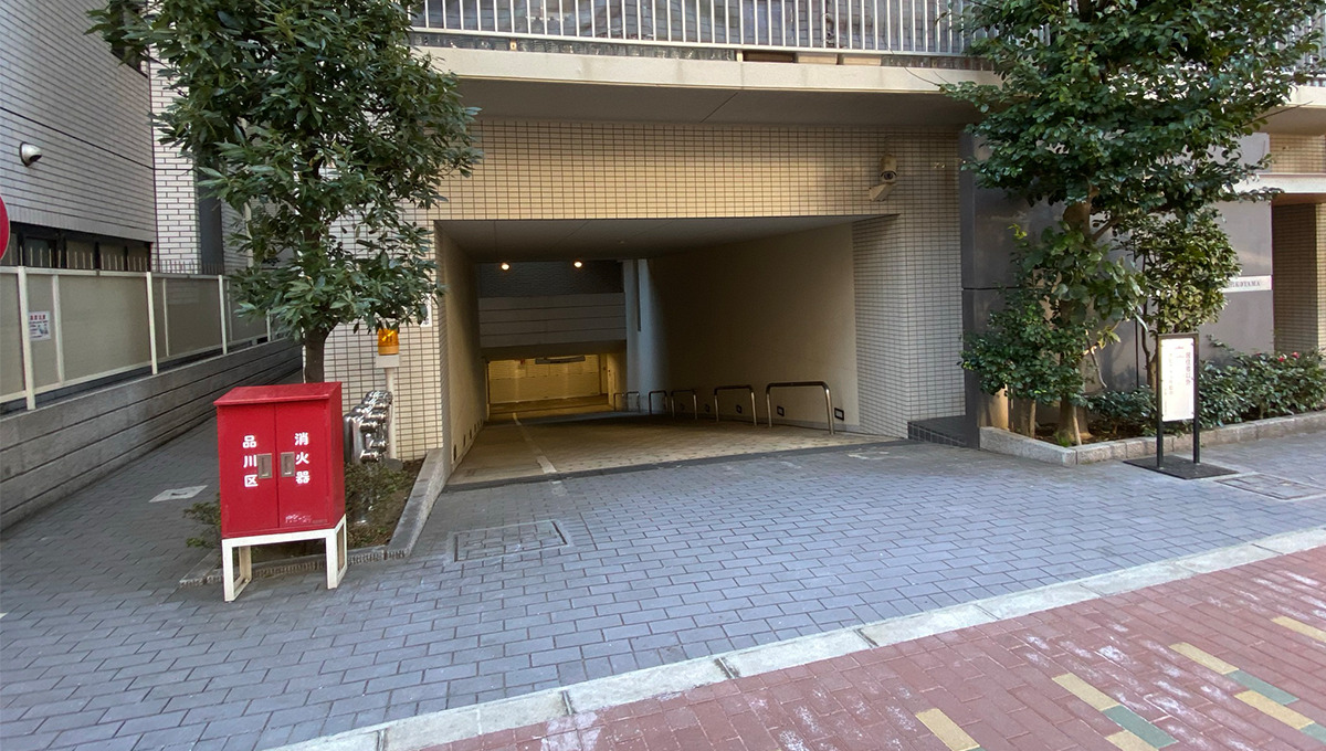 grande-maison-musashikoyama-parking