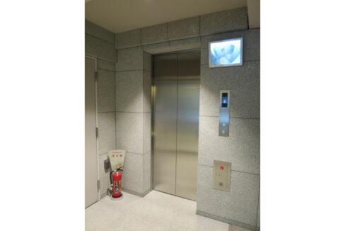 ハーモニーレジデンス品川荏原(シナガワエバラ)のエレベーター