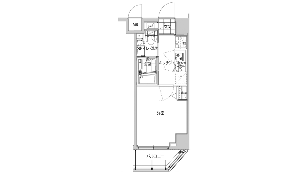 harmony-residence-shinagawa-west-floor-plan-302