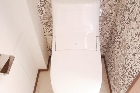 ハーモニーレジデンス品川ウエスト(シナガワ)のウォシュレット付トイレ