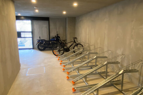 isle-shinagawa-hatanodai-bicycle-parking