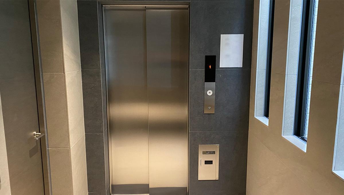 アイル品川ウエスト旗の台(ハタノダイ)のエレベーター