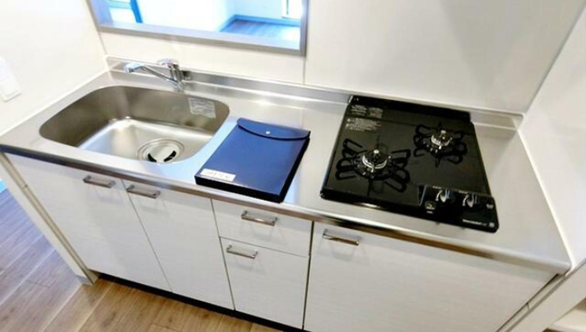 LAUREL TOGOSHI(ローレルトゴシ)の2口ガスシステムキッチン