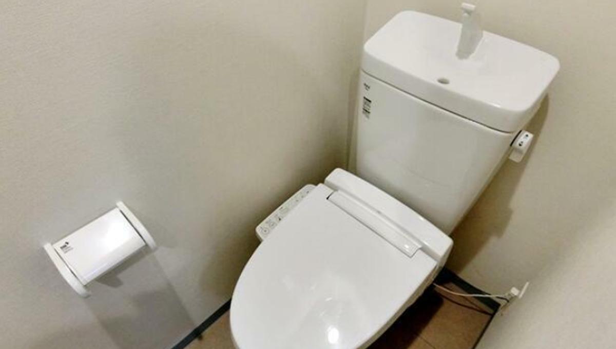 LAUREL TOGOSHI(ローレルトゴシ)のウォシュレット付きトイレ