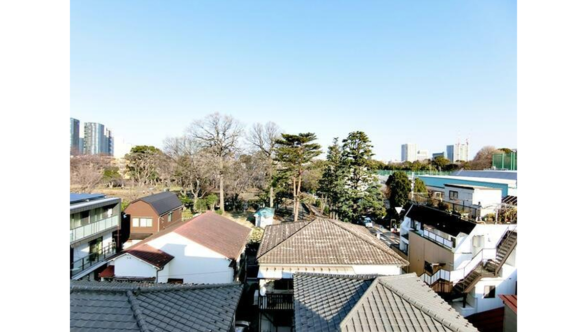 LAUREL TOGOSHI(ローレルトゴシ)の眺望