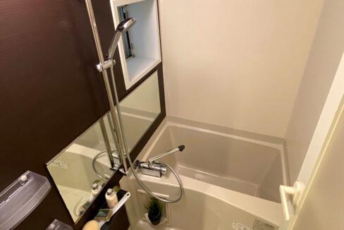 laxrass洗足(ラクラス洗足)のバスルーム