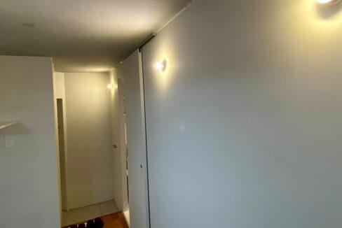 laxrass洗足(ラクラス洗足)の玄関ホール照明