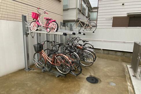 legaland-oimachi-bicycle-parking