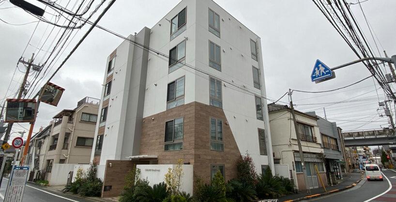 リーガランド大井町west(オオイマチ)の外観