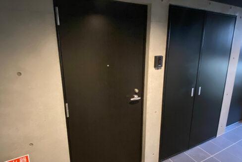 PASEO武蔵小山Ⅱ(ムサシコヤマ)の玄関ドア
