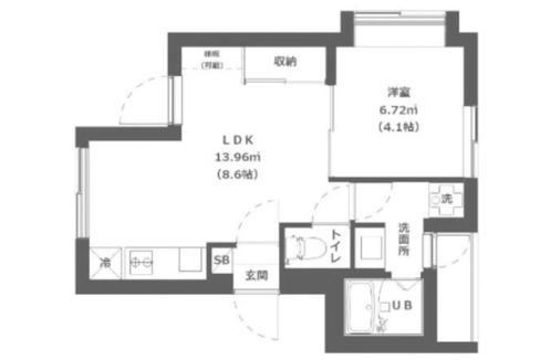 pino-higasinakanobu-floor-map