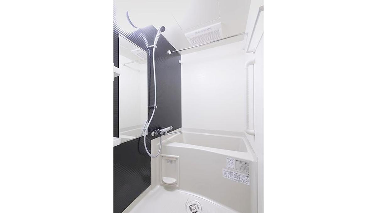 プレミアムキューブ品川戸越(シナガワトゴシ)のバスルーム