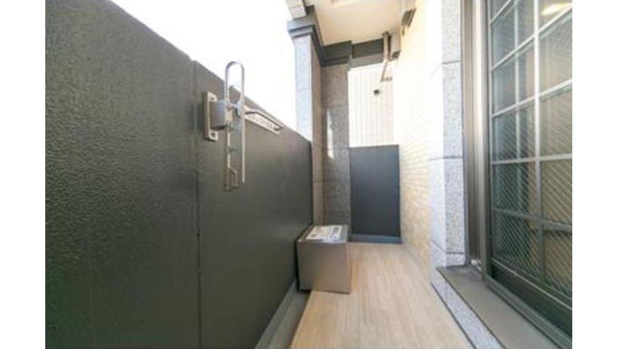 クイーンパレス品川大井(シナガワオオイ)のバルコニー