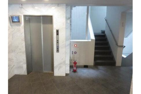 レグラス大岡山(オオオカヤマ)のエレベーター