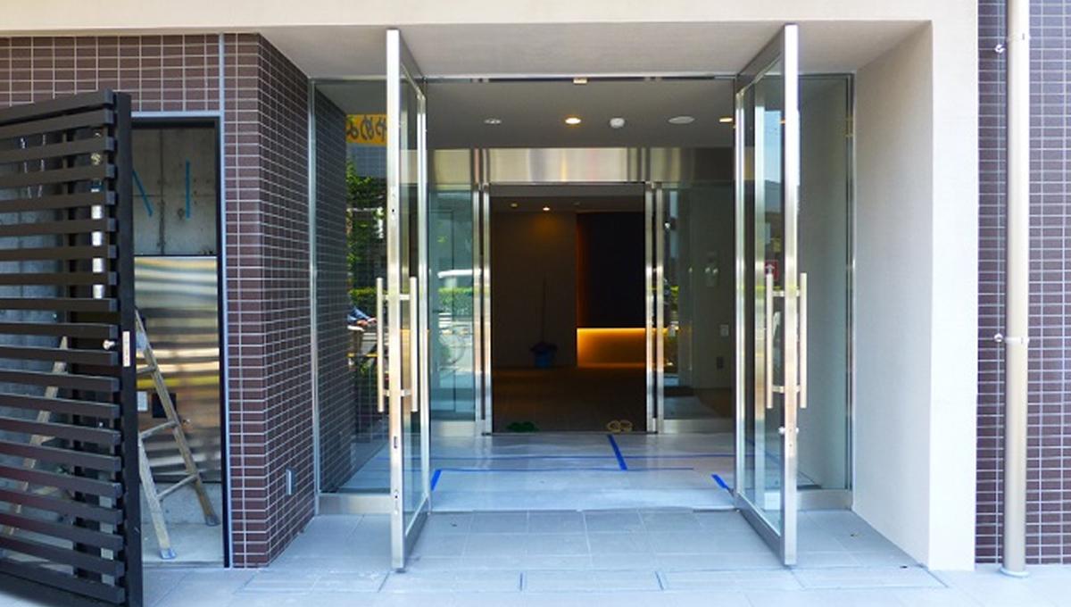 residia-nakanobu-entrance