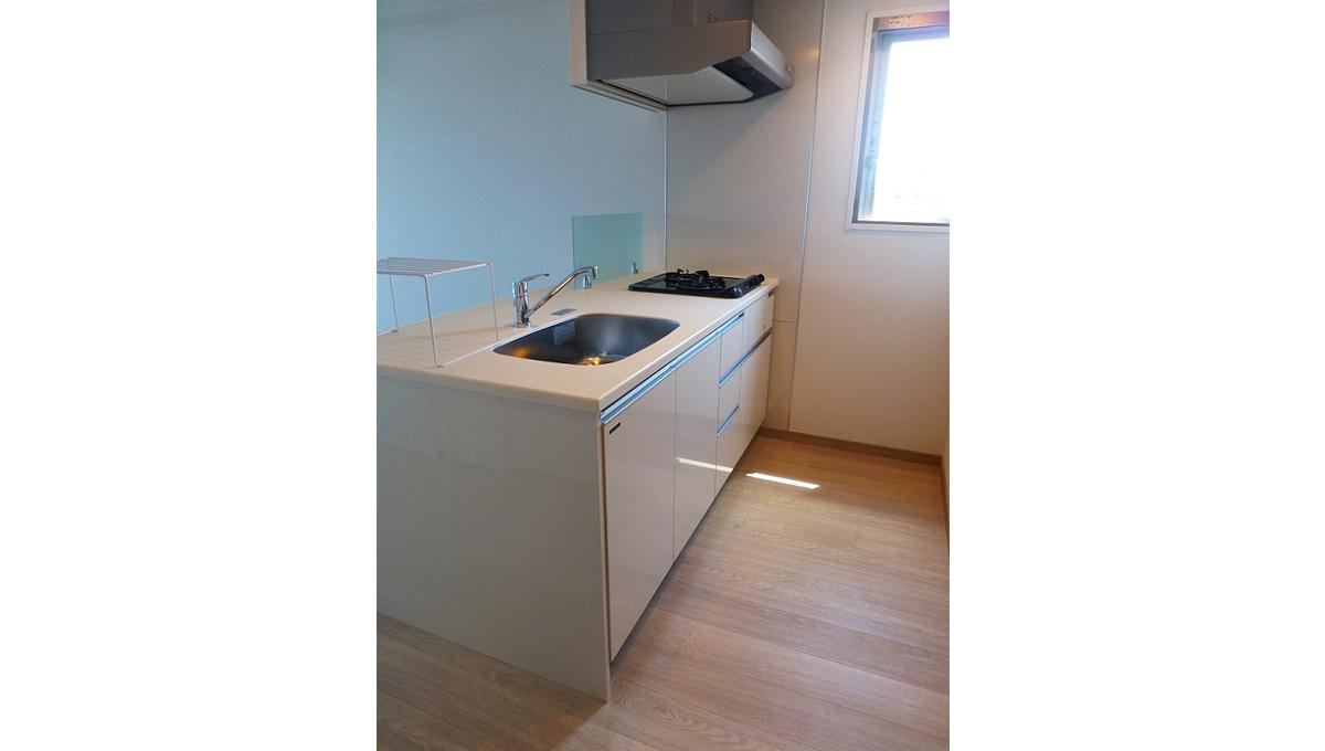 residia-nakanobu-kitchen