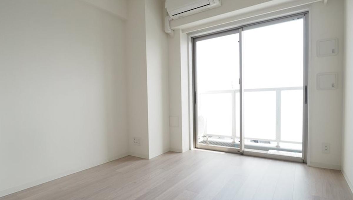 レジディア中延Ⅱ(ナカノブ)の別角度の洋室