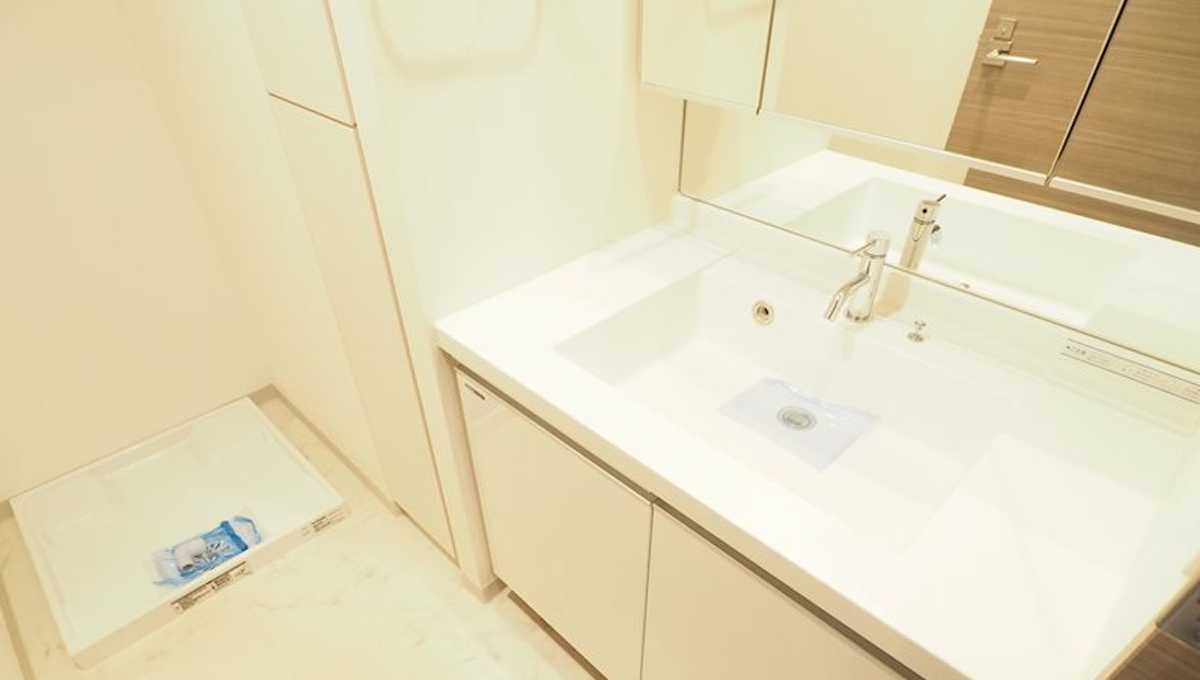residia-nakanobu-wash-basin