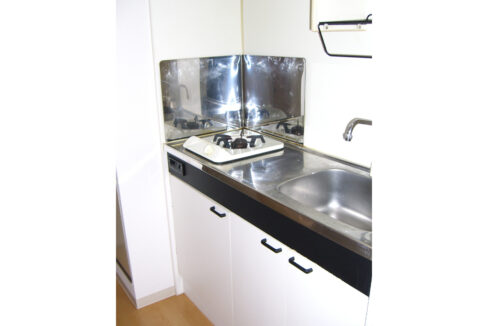 SPeC House 戸越( スペック ハウス トゴシ)のガスキッチン