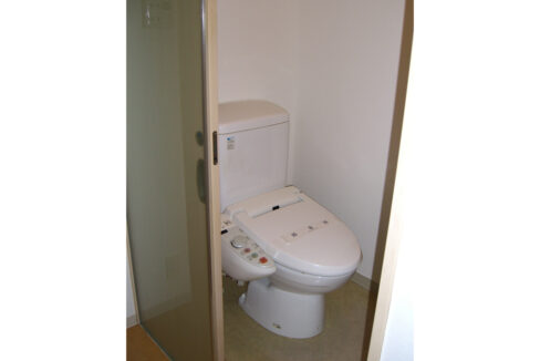 SPeC House 戸越( スペック ハウス トゴシ)のウォシュレット付トイレ