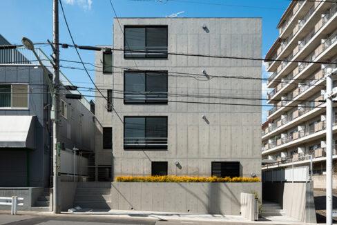 spec-residence-kamiikedai-appearance