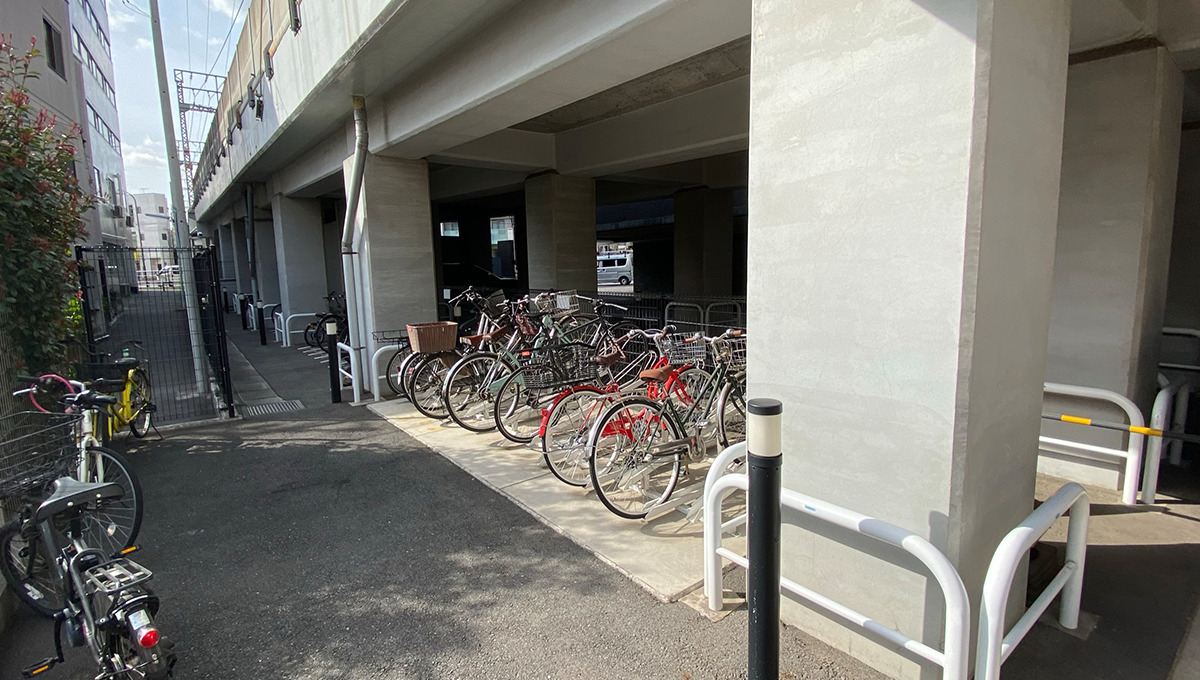 stylio-hatanodai2-bicycle-parking