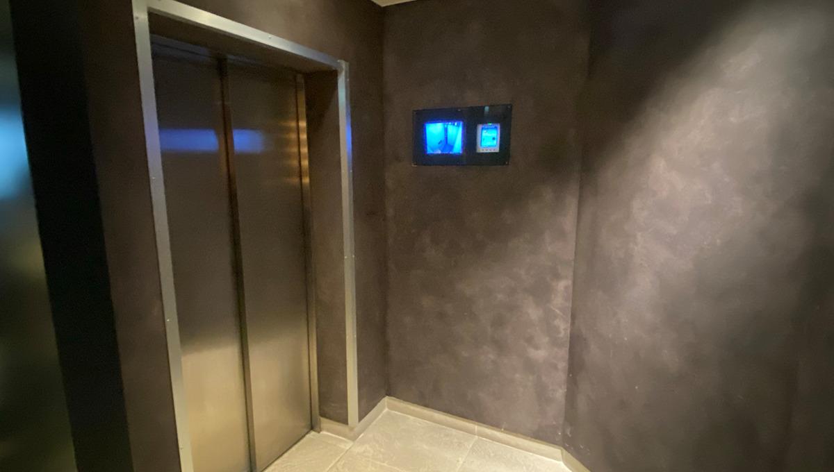 STYLIO旗の台(スタイリオ旗の台)Ⅱのエレベーター