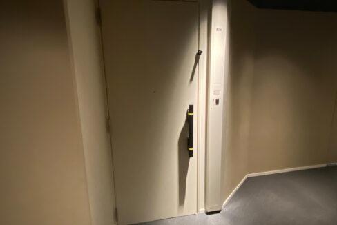 STYLIO旗の台(スタイリオ旗の台)Ⅱのダブルロックの玄関ドア